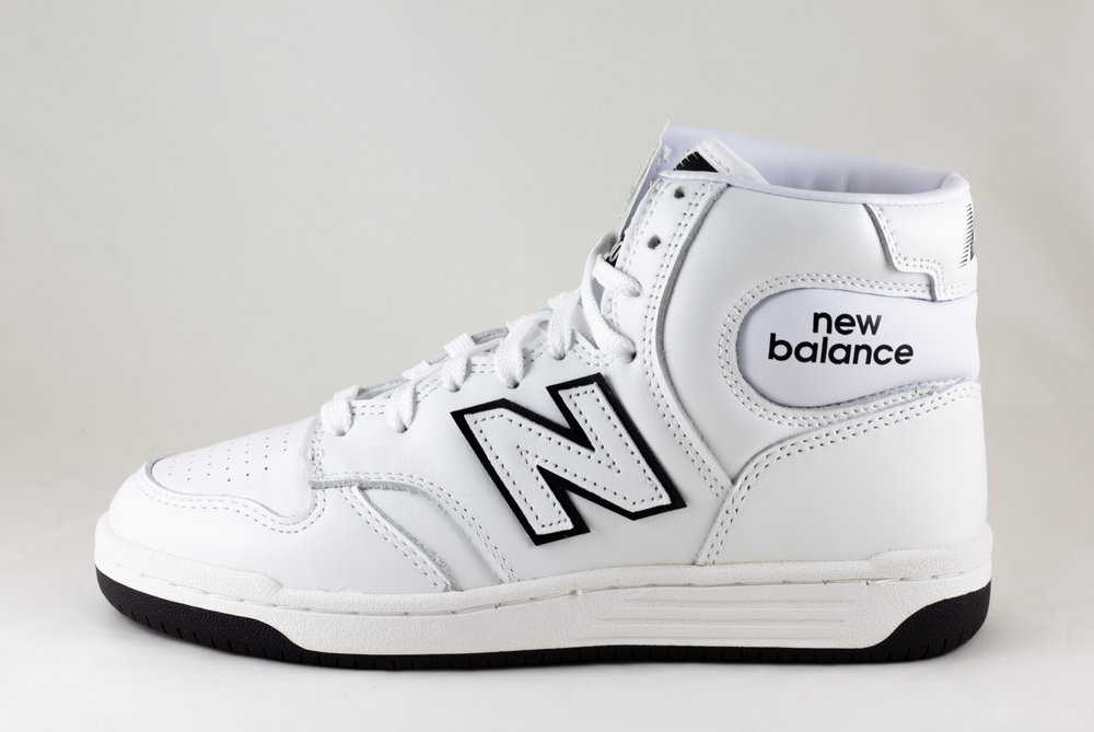 NEW BALANCE NEW BALANCE BB480HE White/ Black