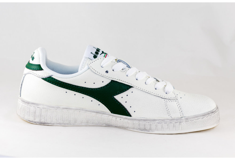 DIADORA GAME LOW White/ Fogliage