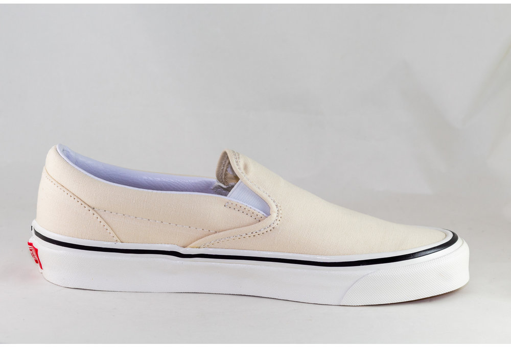 VANS CLASSIC SLIP-ON (Anaheim Factory) Og White