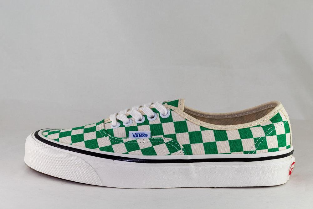 VANS VANS AUTHENTIC 44 DX (Anaheim Factory) Og Emerald/ Og checker