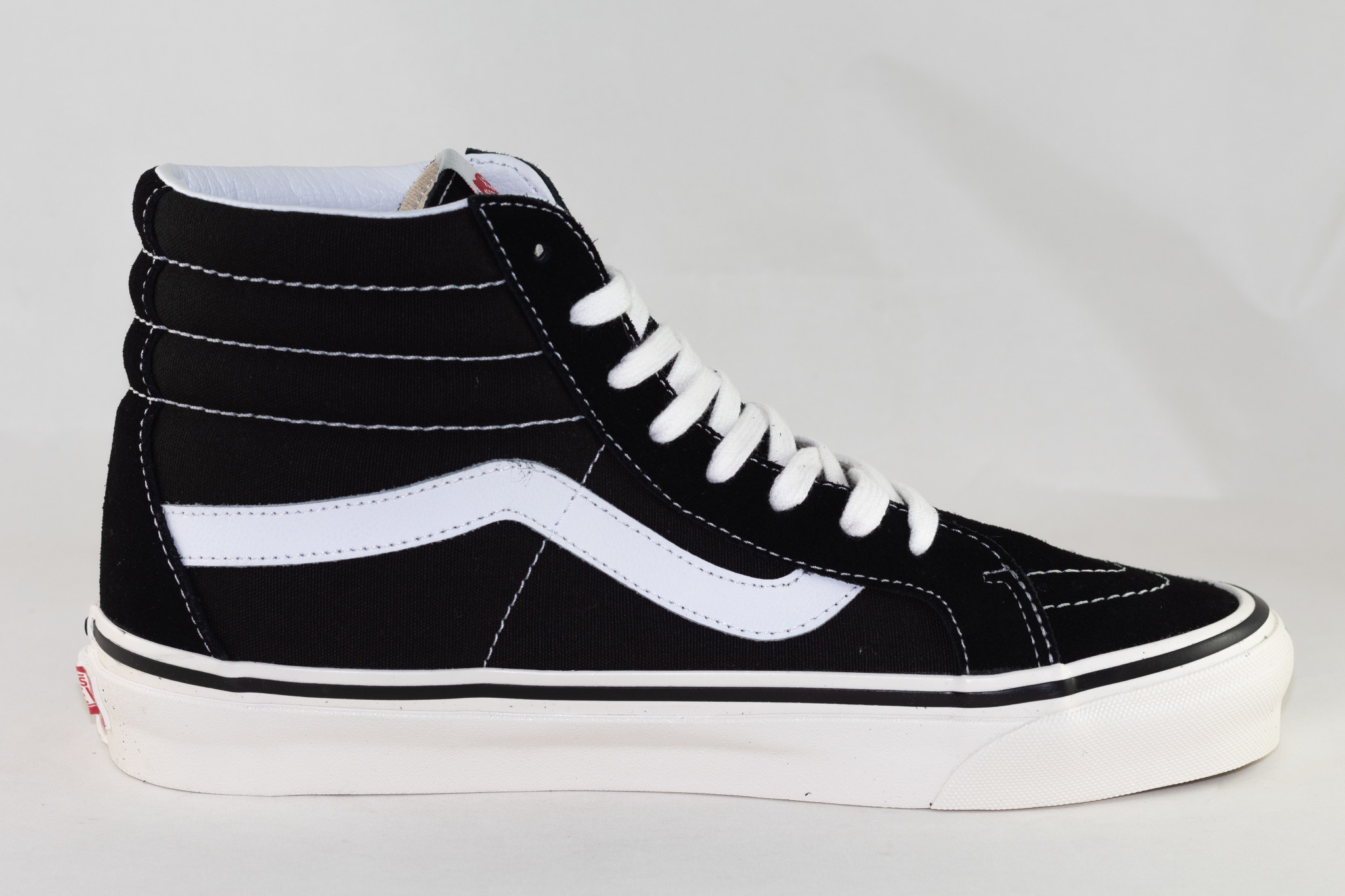 VANS SK8-HI 38 DX (Anaheim Factory) Black/ True White