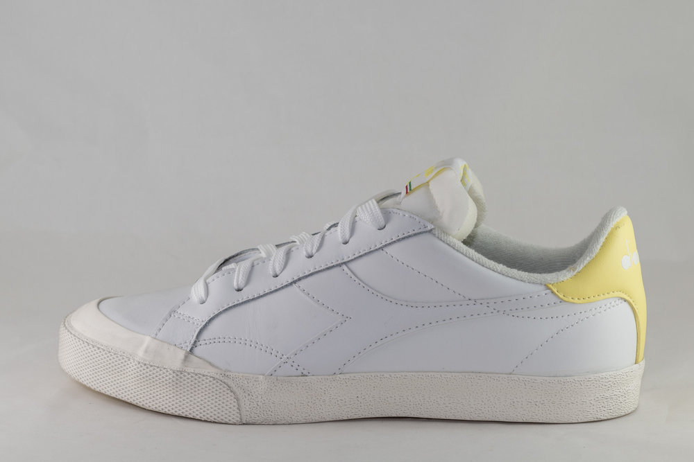 DIADORA DIADORA MELODY LEATHER  White/ Limelight