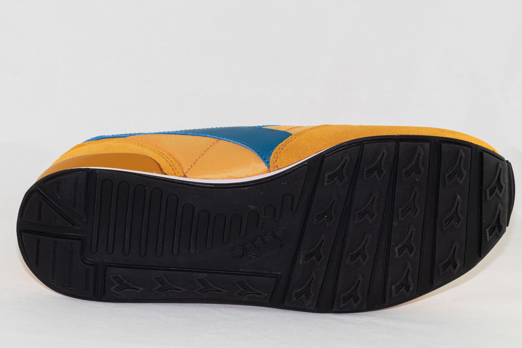 DIADORA CAMARO Artisans Gold/ Blue Sapphire