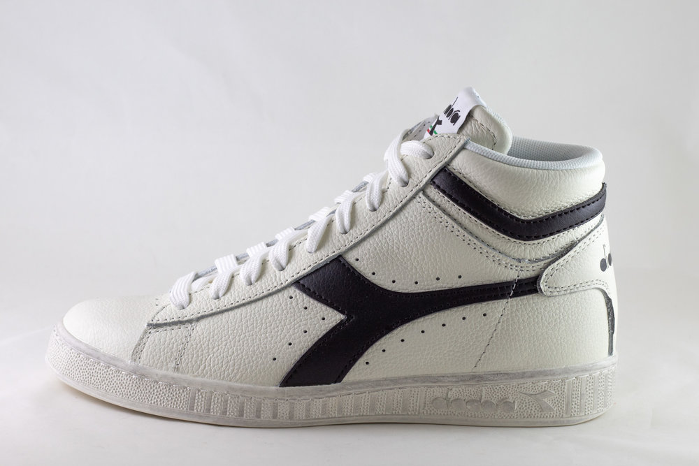 DIADORA DIADORA GAME HIGH White/ Black