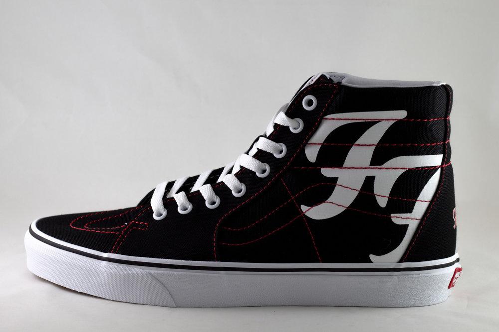 VANS VANS SK8-HI (Foo Fighters) 25th Anniversary