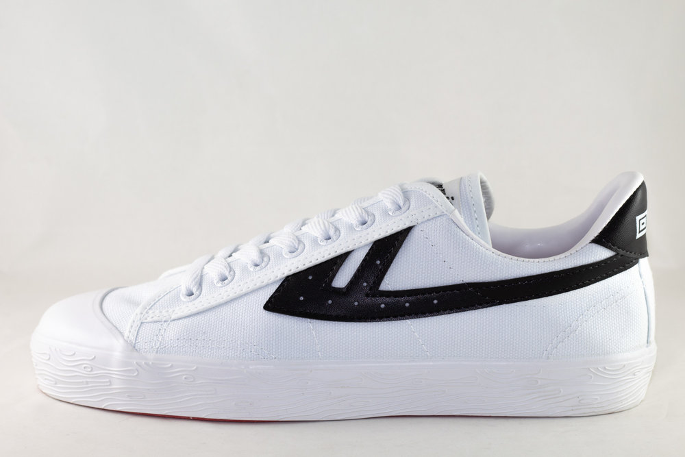 WARRIOR WARRIOR WB-1 White/ Black