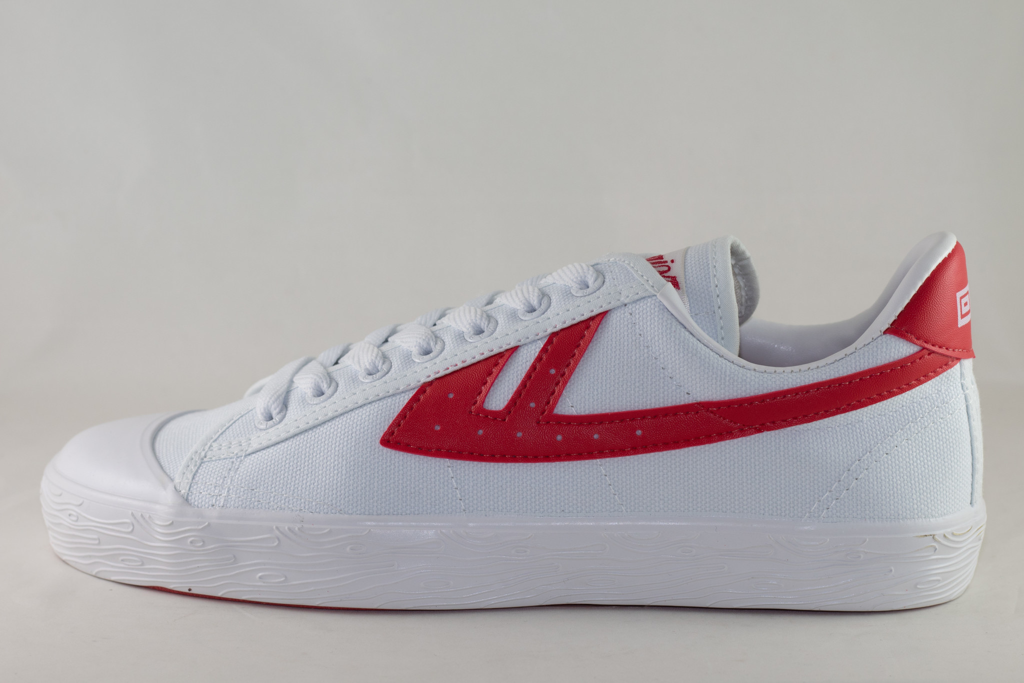 WARRIOR WB-1 White/ Red