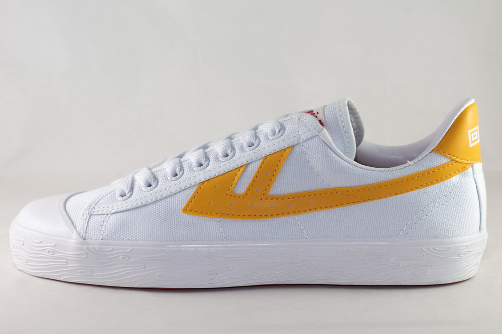 WARRIOR WARRIOR WB-1 White/ Yellow