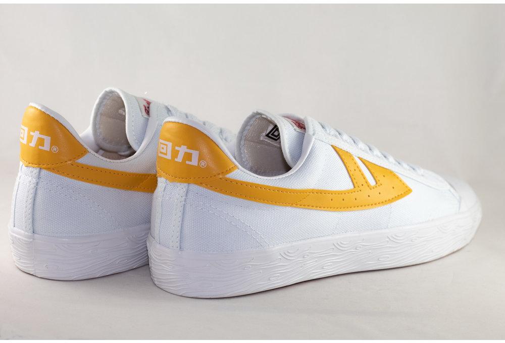 WARRIOR WB-1 White/ Yellow