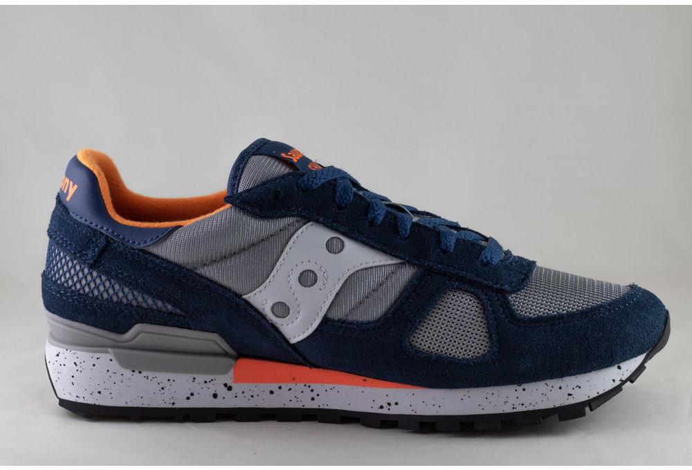 SAUCONY SHADOW ORIGINAL Blue/ Grey/ Orange