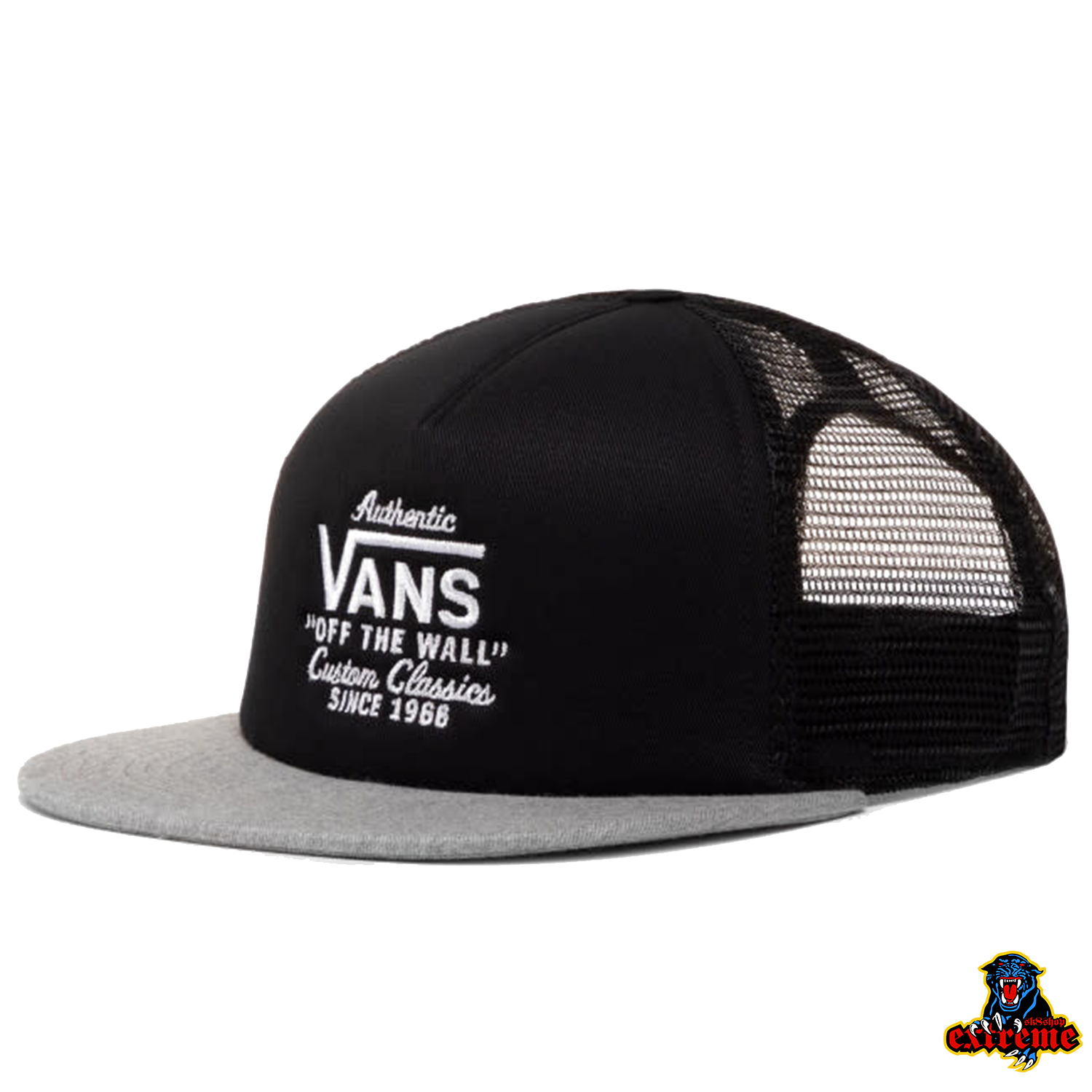 VANS VANS GALER TRUCKER Black/Heather Grey