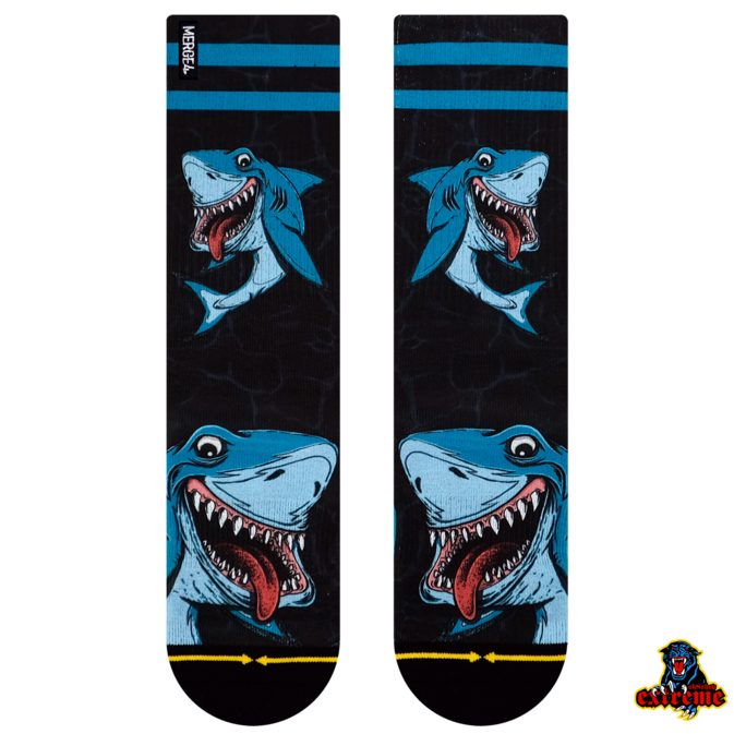 MERGE4 MERGE4 Steve Caballero/ Hanna Minck Shark Crew
