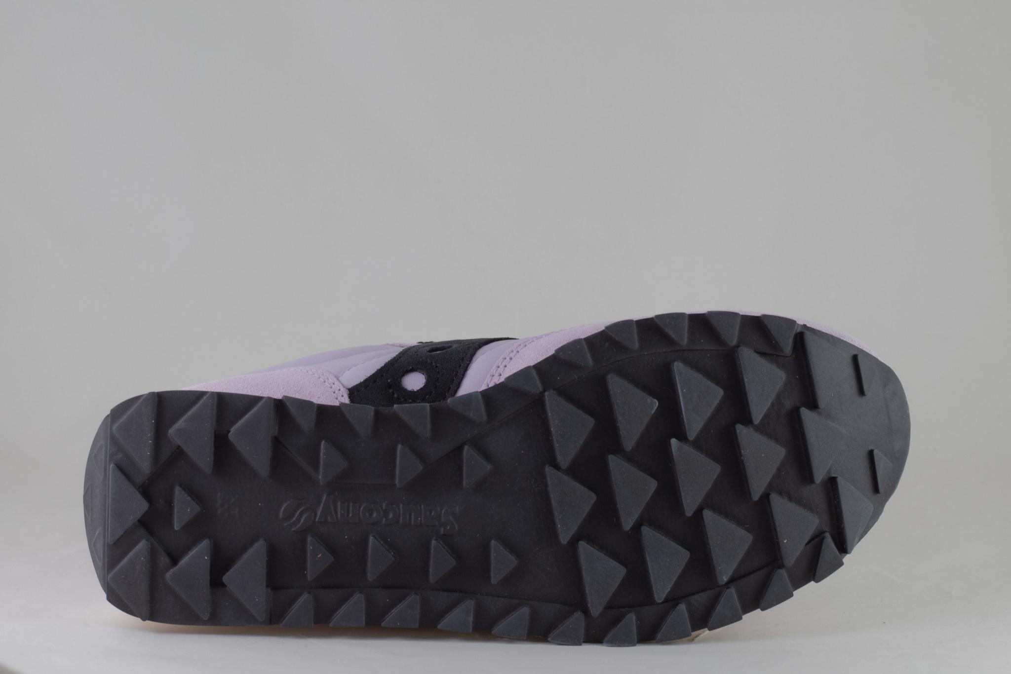 SAUCONY  JAZZ ORIGINAL VINTAGE Purple/ Black