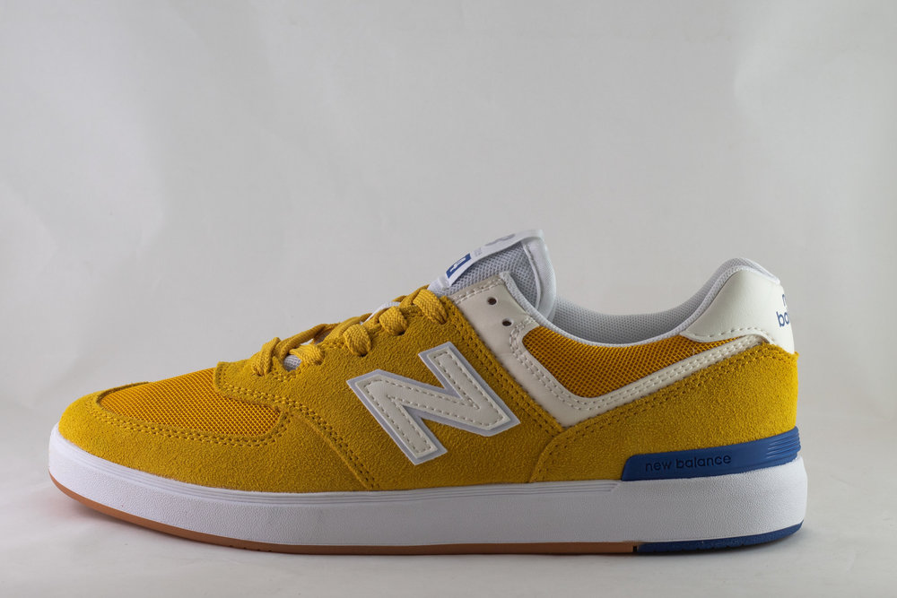 NEW BALANCE NEW BALANCE AM574YWB Yellow/ White
