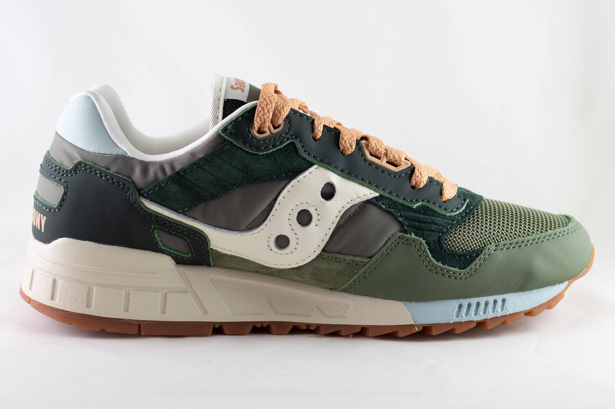 SAUCONY SAUCONY SHADOW 5000 Forest/ Tan