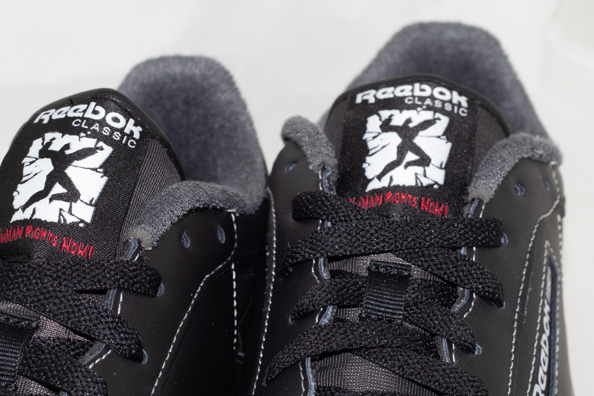 REEBOK REEBOK CLUB C 85  UNISEX Core Black / Pure Grey / Vector Red