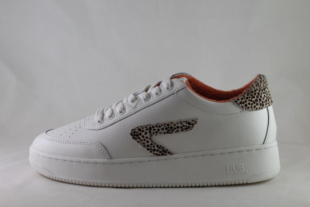HUB HUB Baseline-Z  L31 No Perf  Off White/ Cheetah