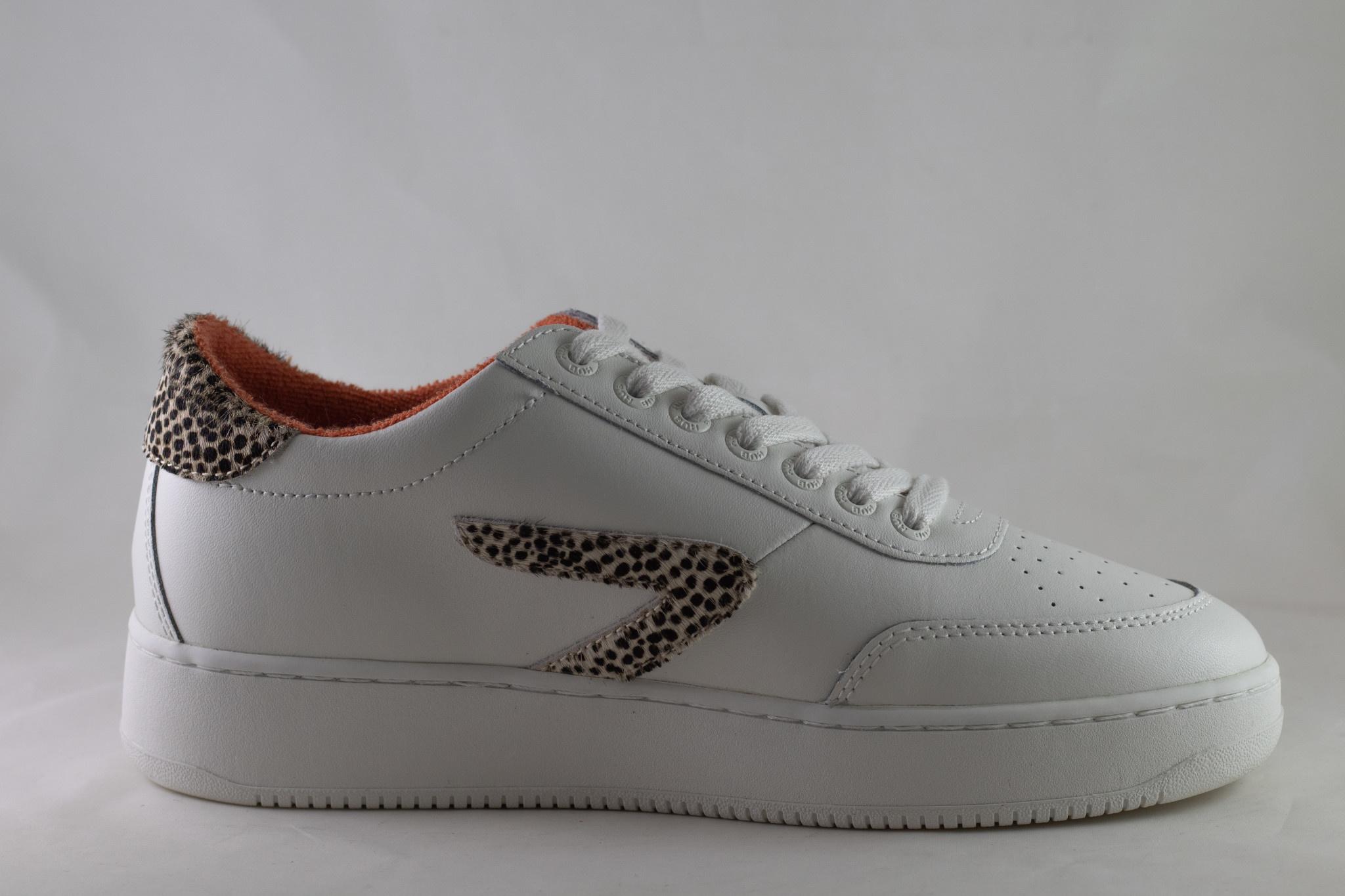 HUB Baseline-Z  L31 No Perf  Off White/ Cheetah