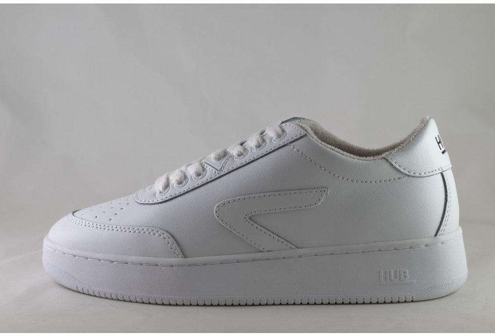 HUB Baseline-W L31NO PREF White/ White