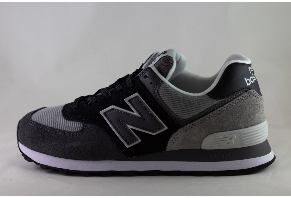 NEW BALANCE  WL574WU2 Black/Grey