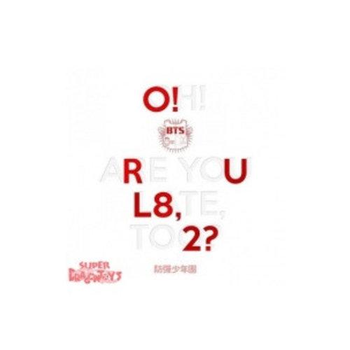 BTS - O!RUL8,2? - 1ST MINI ALBUM