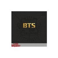 BTS - 2 COOL 4 SKOOL - 1ST SINGLE ALBUM