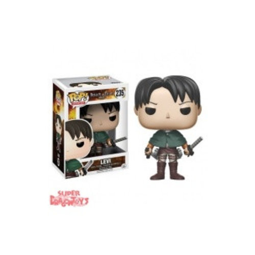 FUNKO  ATTACK ON TITAN - LEVI - FUNKO POP