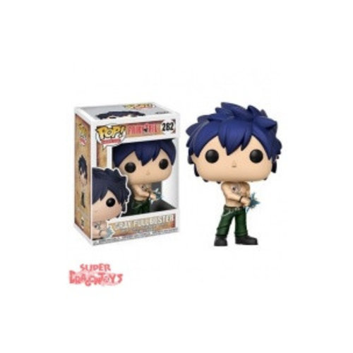 FUNKO  FAIRY TAIL - GRAY FULLBUSTER - FUNKO POP
