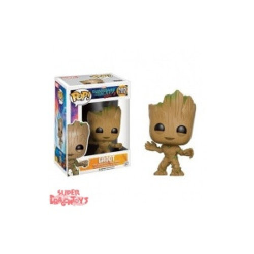 GUARDIANS OF THE GALAXY VOL 2 - YOUNG GROOT - FUNKO POP