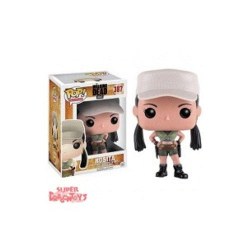 WALKING DEAD - ROSITA - FUNKO POP