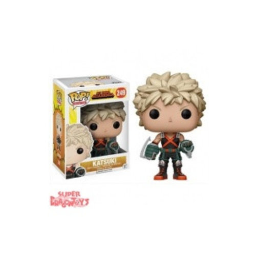 MY HERO ACADEMIA - KATSUKI - FUNKO POP