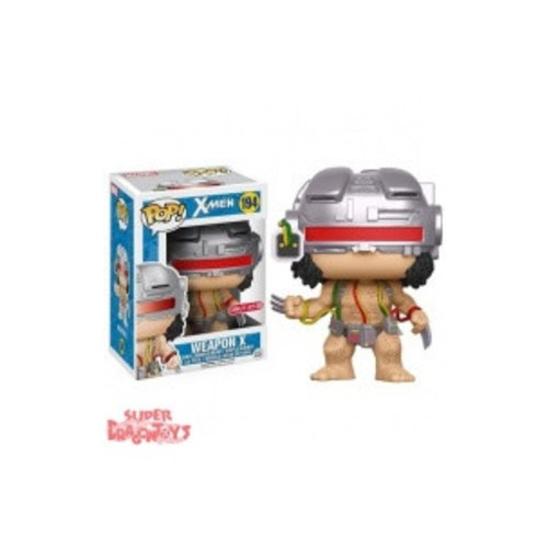X-MEN - WEAPON X - FUNKO POP