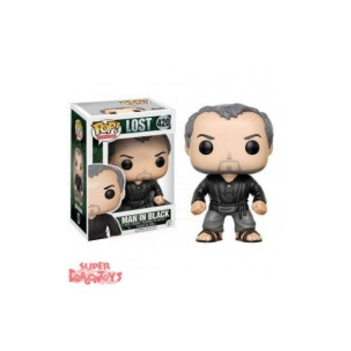 LOST - MAN IN BLACK - FUNKO POP