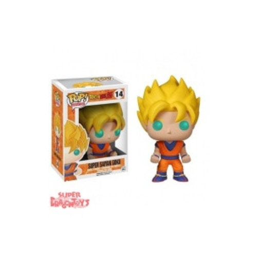 FUNKO  DRAGON BALL Z - SUPER SAIYAN GOKU - FUNKO POP