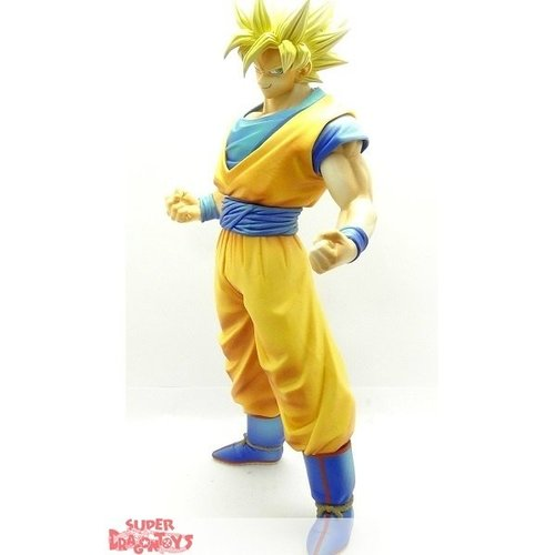 DRAGON BALL Z - SUPER SAIYAN SON GOKOU - MASTER STARS PIECE KING OF COLORING