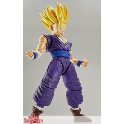 "BANDAI DRAGON BALL Z - SUPER SAIYAN 2 SON GOHAN - ""FIGURE RISE STANDARD"" MODEL KIT"