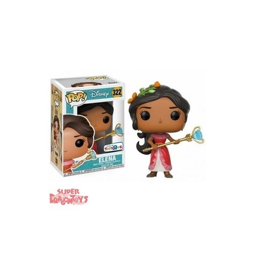 FUNKO  ELENA OF AVALOR - ELENA - FUNKO POP EXCLUSIVE