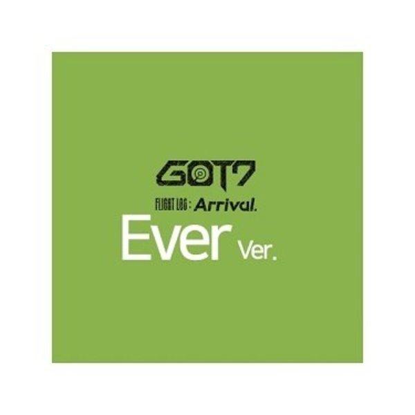 """GOT7 - FLIGHT LOG : ARRIVAL - """"EVER"""" VERSION"""
