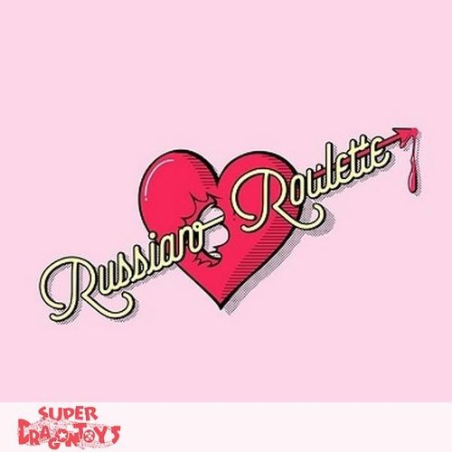 RED VELVET - RUSSIAN ROULETTE - MINI ALBUM