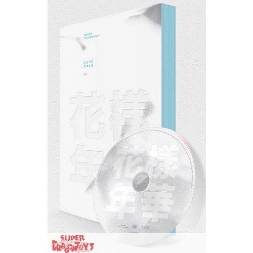 BTS - THE MOOD FOR LOVE PT.1 - WHITE VERSION