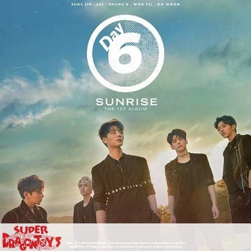DAY6 - SUNRISE - 1ST ALBUM