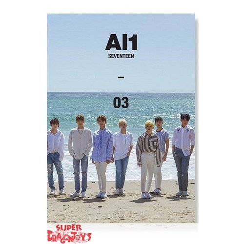 "SEVENTEEN - AL1 - VERSION ""AL1[03]"" - 4TH MINI ALBUM"
