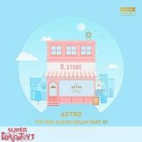 """ASTRO - DREAM PART.01 - """"DAY"""" VERSION - 4TH MINI ALBUM"""