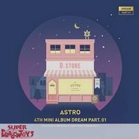 """ASTRO - DREAM PART.01 - """"NIGHT"""" VERSION - 4TH MINI ALBUM"""