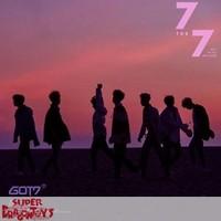 """GOT7 - 7 FOR 7 - """"MAGIC HOUR"""" VERSION - 7TH MINI ALBUM"""