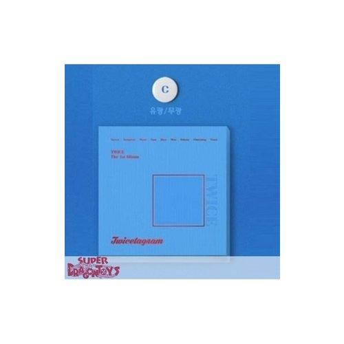 """TWICE - TWICETAGRAM - """"C"""" VERSION - 1RST ALBUM"""