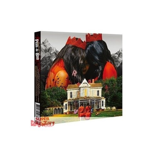 RED VELVET - PERFECT VELVET - 2ND ALBUM