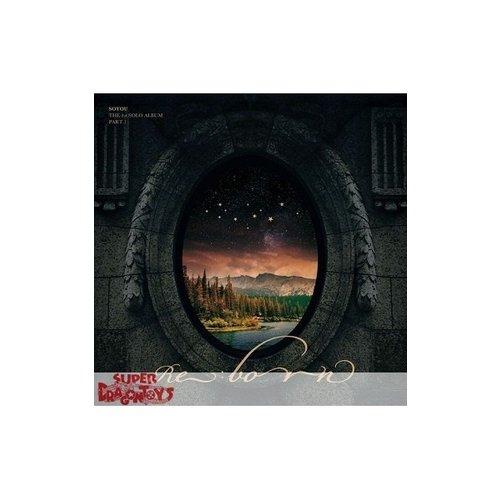 SOYOU - RE:BORN - 1ST SOLO ALBUM