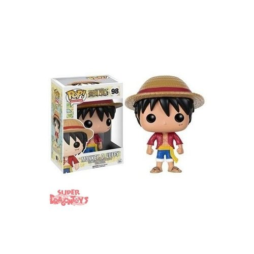 FUNKO POP COLLECTION - ONE PIECE - MONKEY D LUFFY