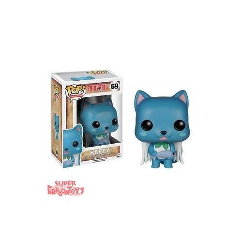 FUNKO  FAIRY TAIL - HAPPY - FUNKO POP